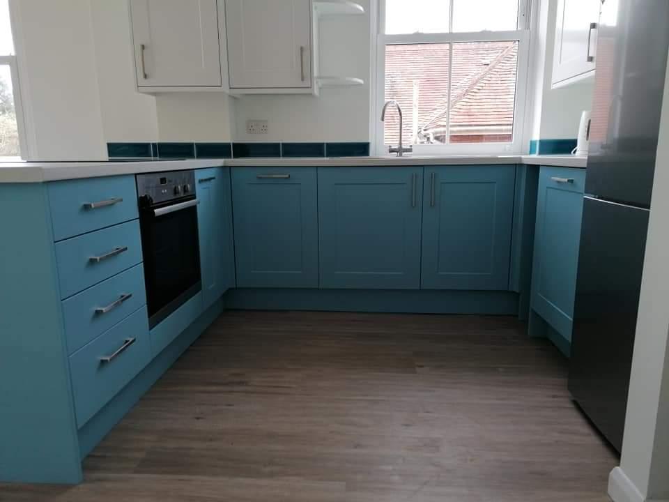Pro Coat Painting - Kitchen